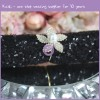 Pearl Crystal Flower Napkin Rings HS00040 (Copy)