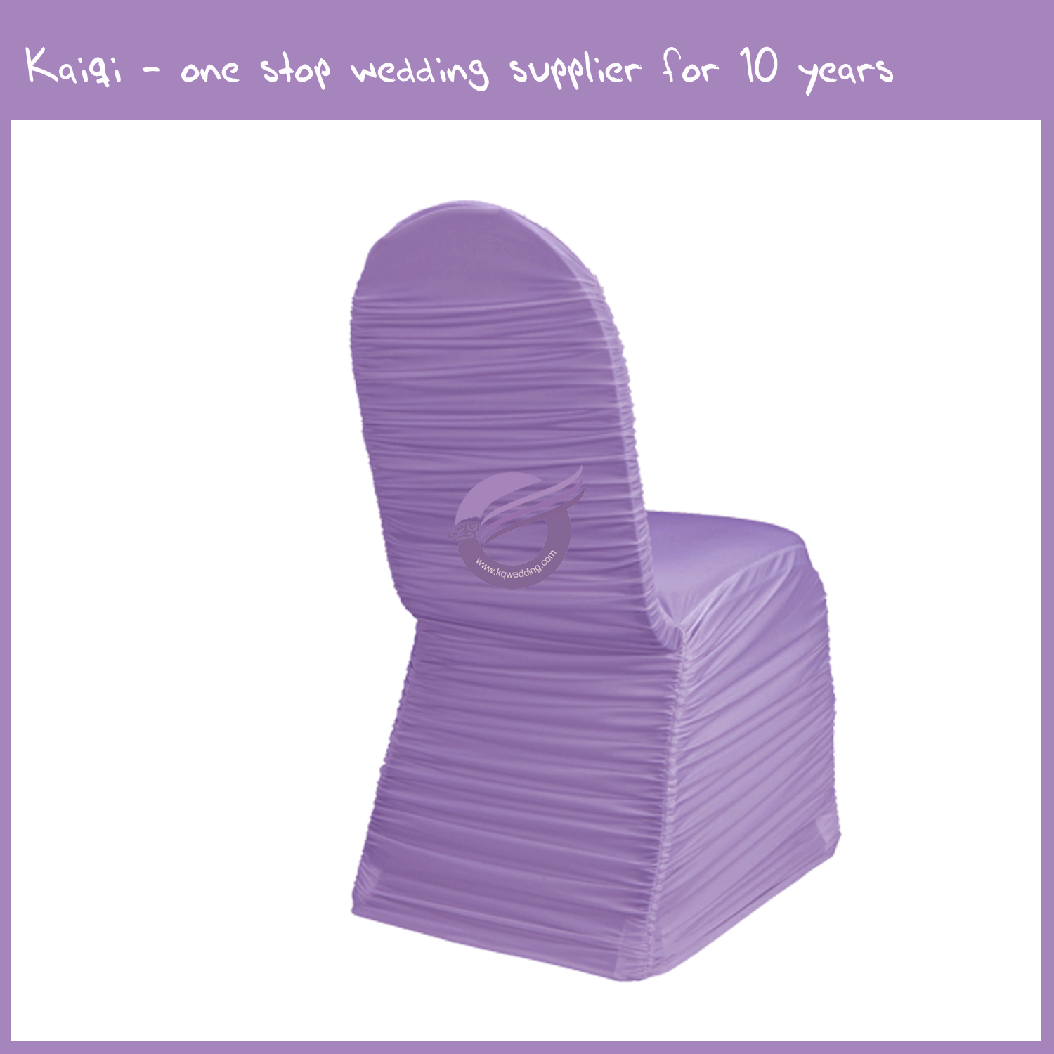 lavender roughed spandex chair coverkaiqi wedding